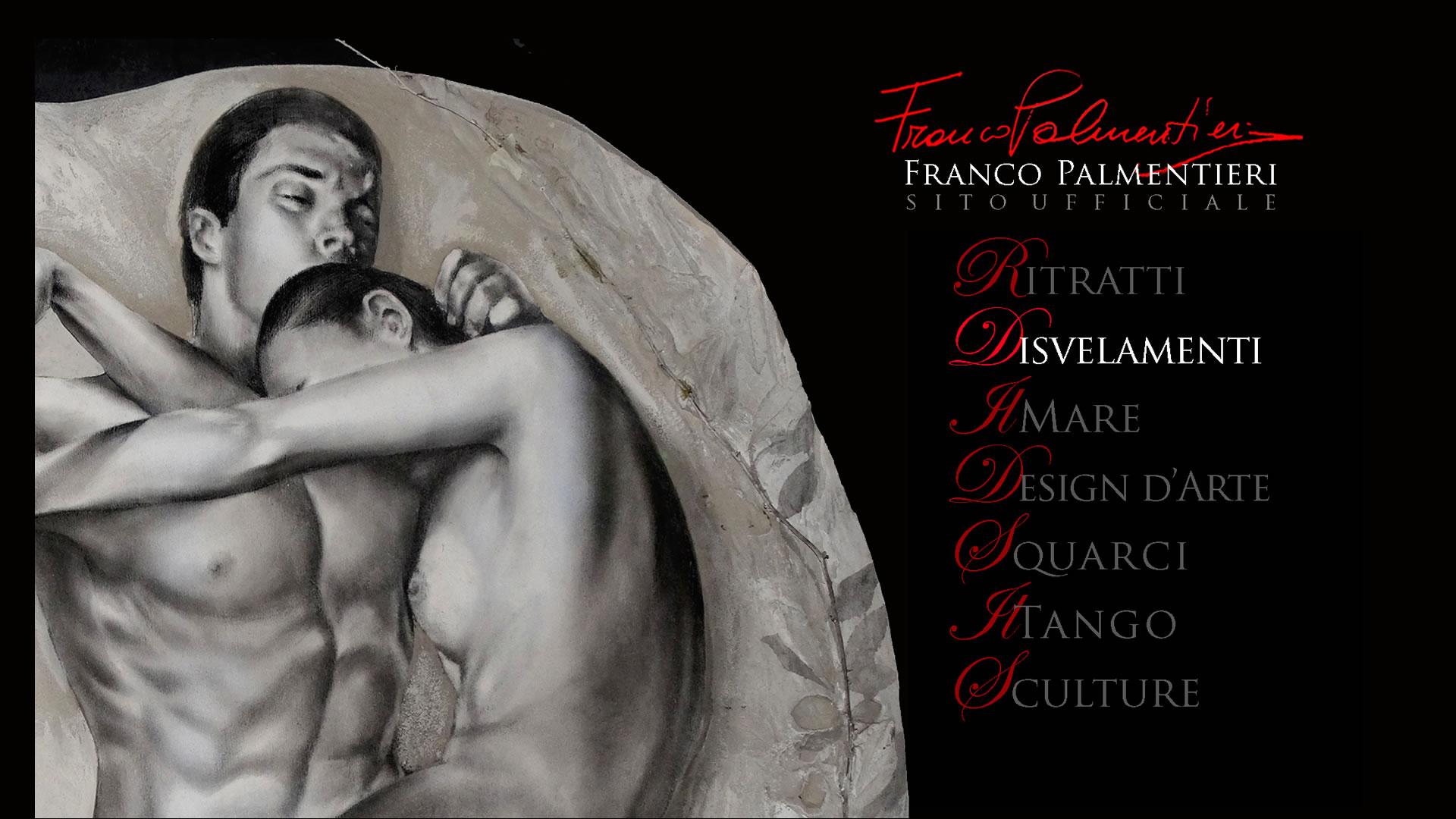 Disvelamentii - Franco Palmentieri