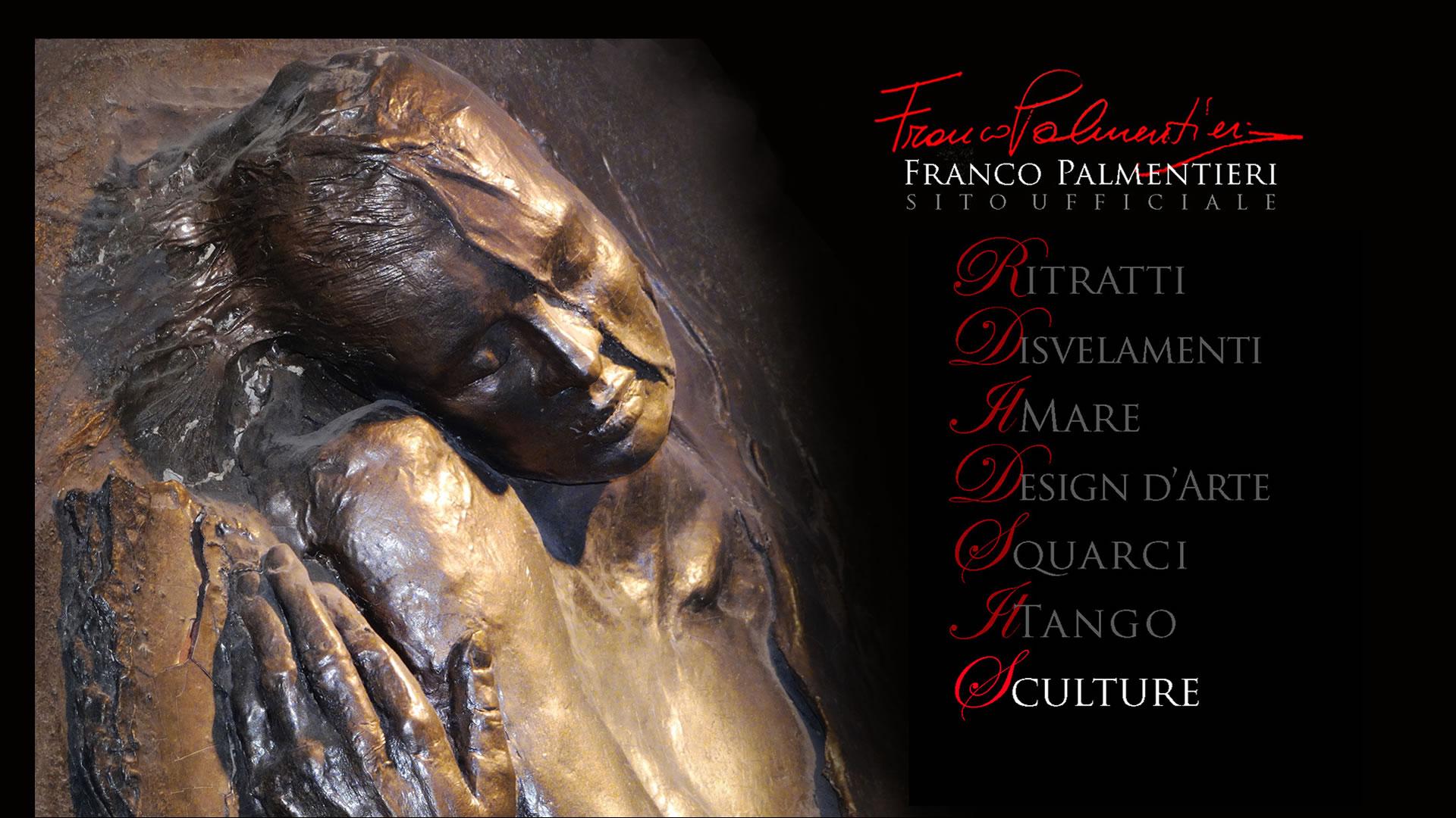 Sculture - Franco Palmentieri