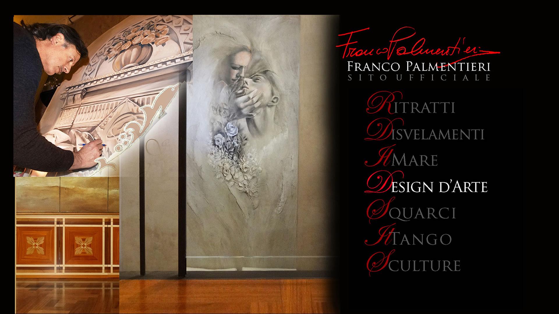 Segni d'arte - FrancoPalmentieri