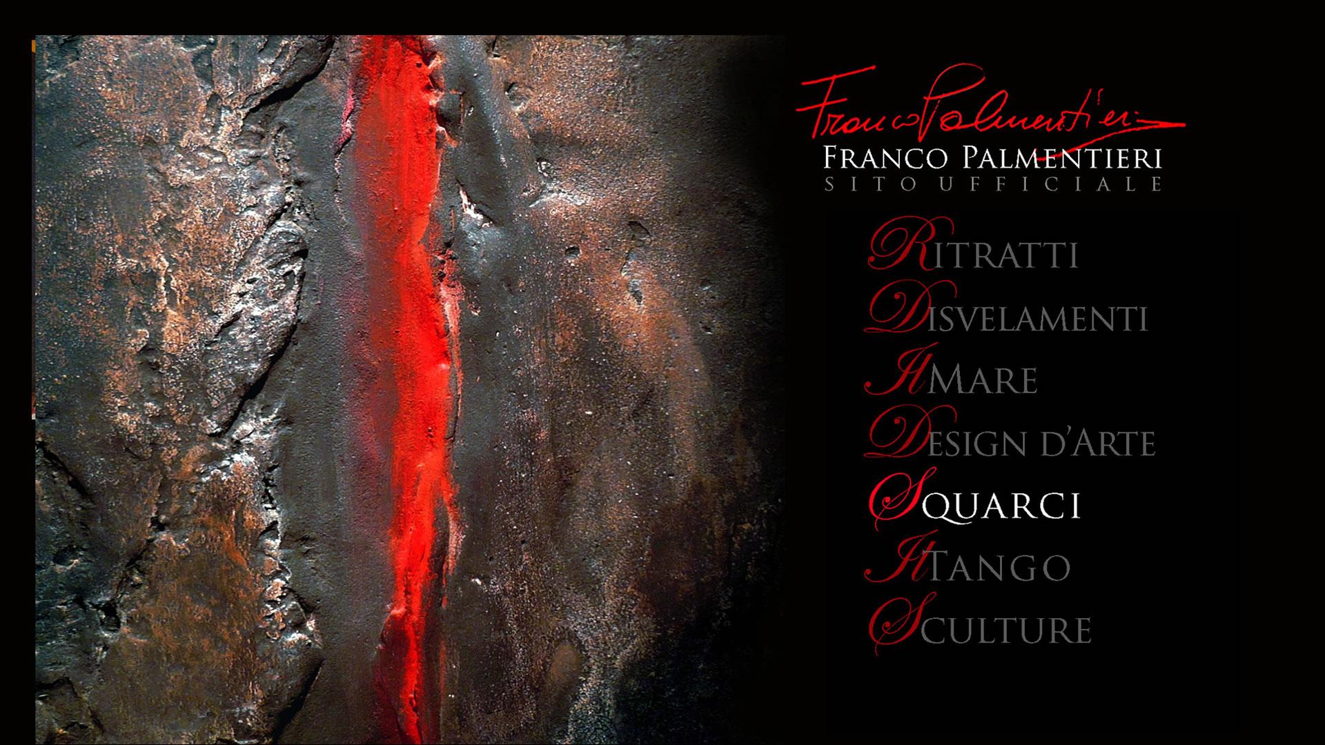 Squarci - Franco Palmentieri